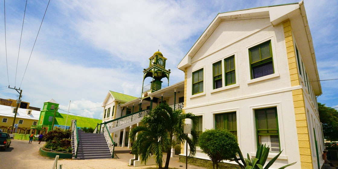 Court House in Belize City