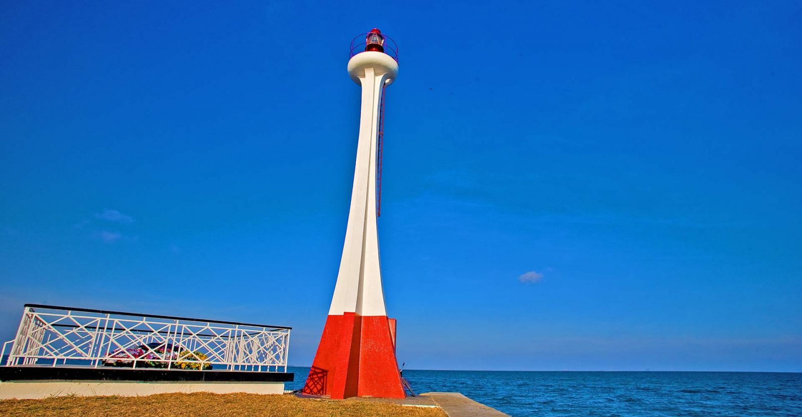 Baron Bliss LightHouse in Belize City