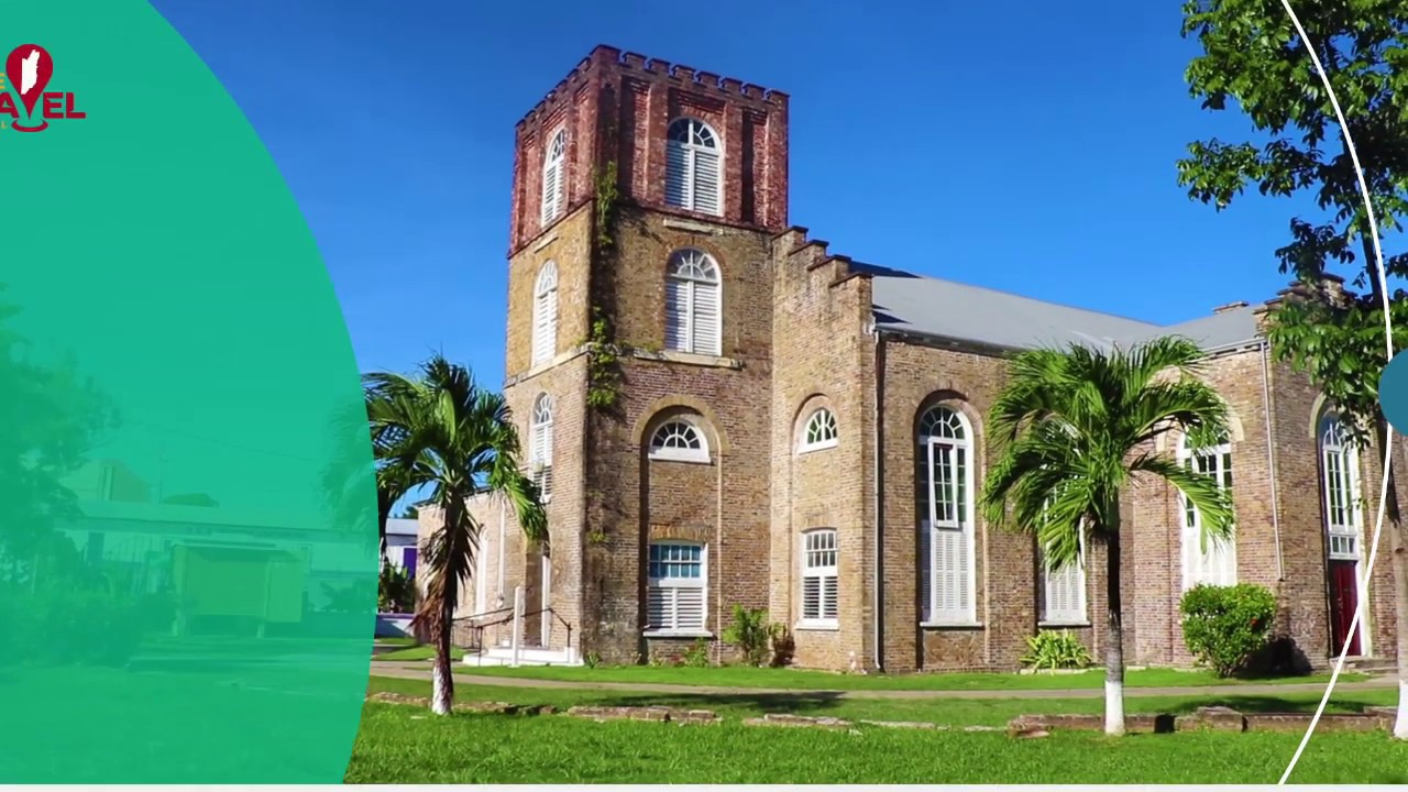 St. John's Cathedral in Belize City